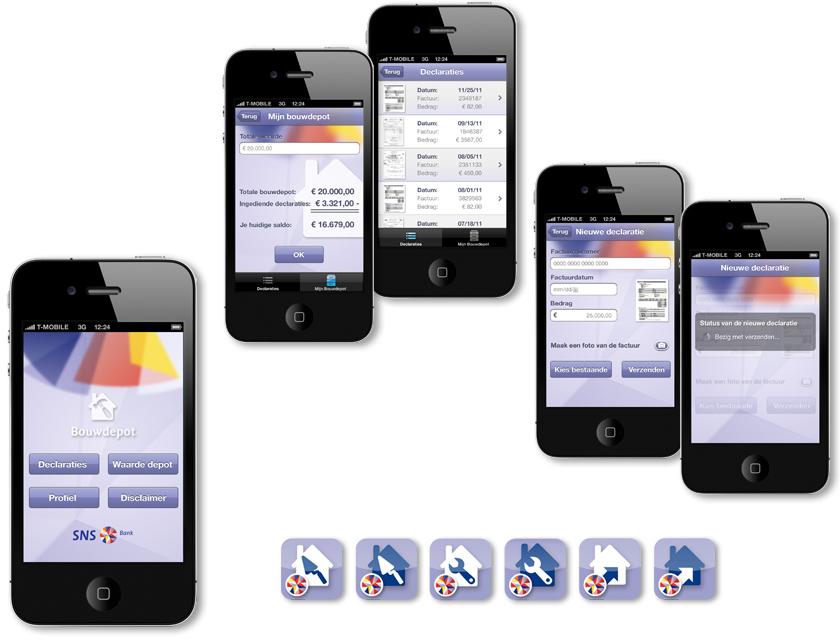 Bouwdepot app